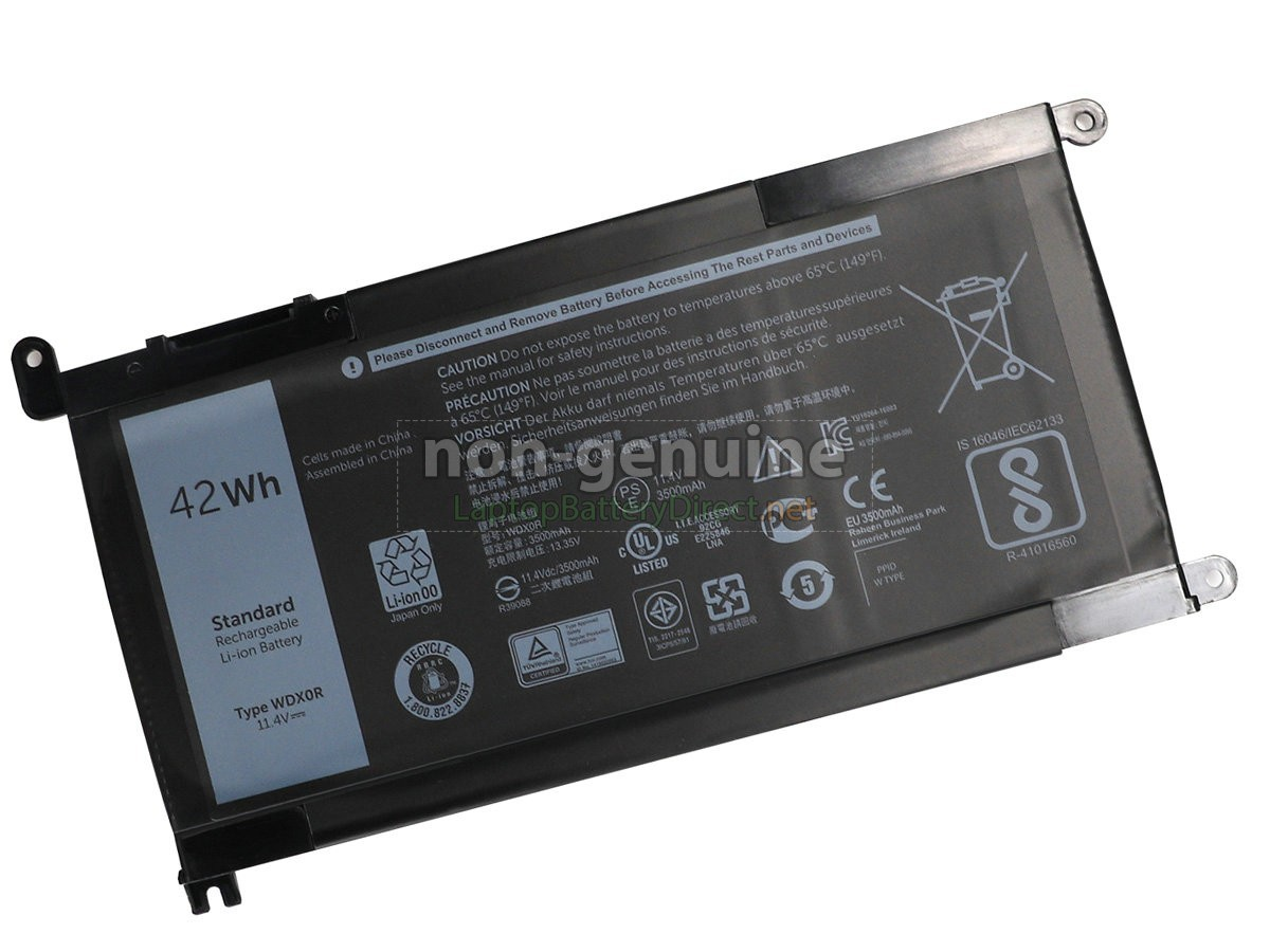 High Quality Dell Inspiron 15 (7579) Replacement Battery